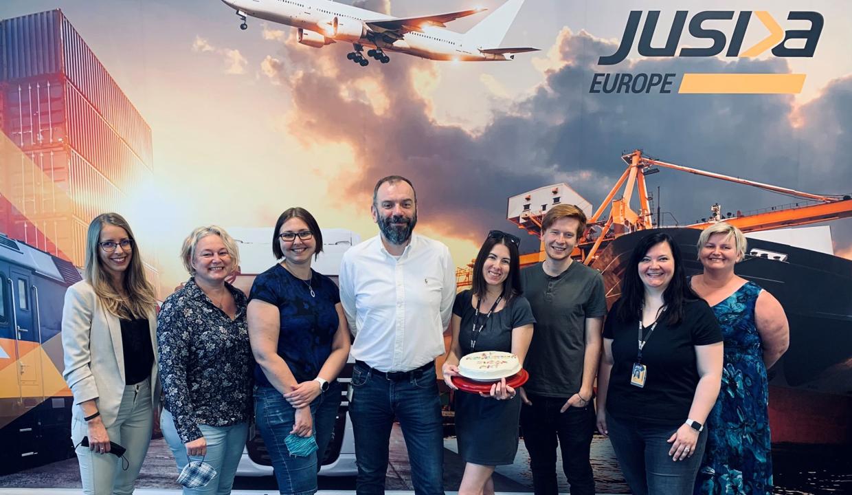 JUSDA Europe Go Live